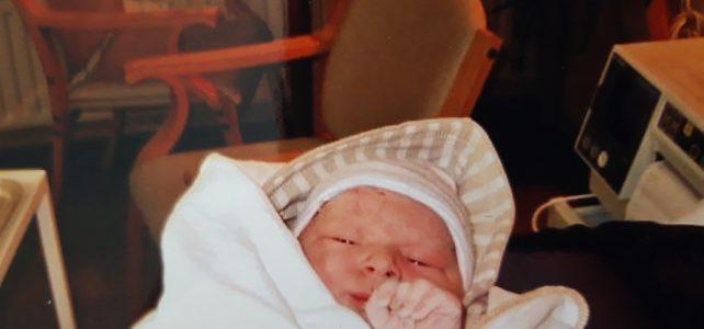 De geboorte van Jamie