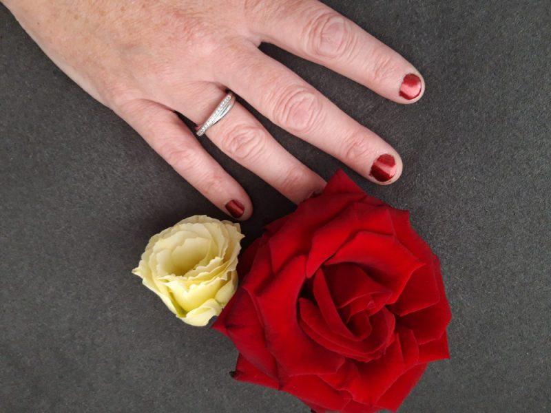 verlovingsring bijzonder huwelijksaanzoek